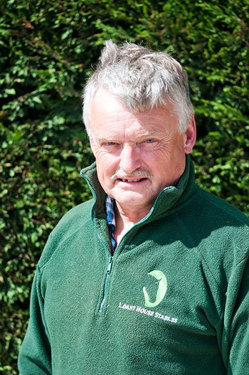 Tony Thomson, Joint Owner of Lavant House Stables