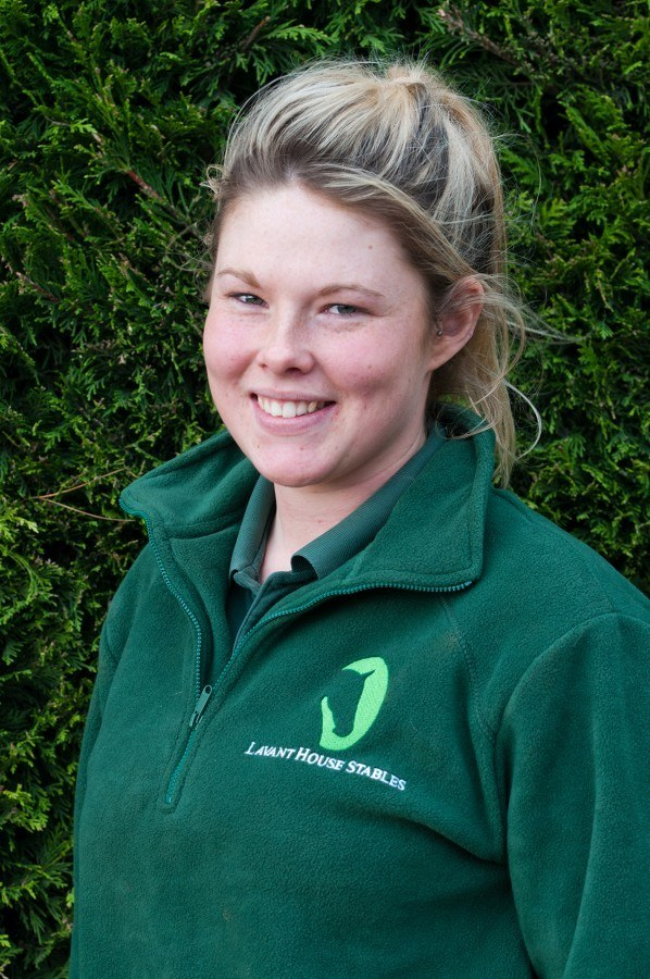 Tasha Gissing, Yard Manager
