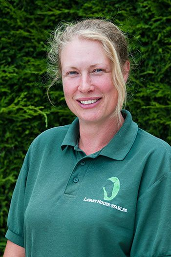 Liz Flemington, Senior Riding Instructor