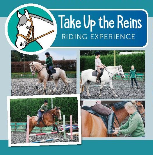 """Take Up The Reins"""