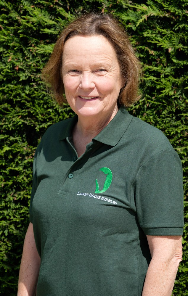 Penny Whitehead, Senior Riding Instructor
