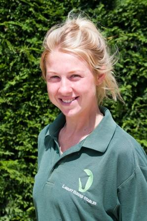 Polly Walters, Riding Instructor & Pony Club Centre Manager